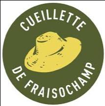 logo cueillette de fraisochamps